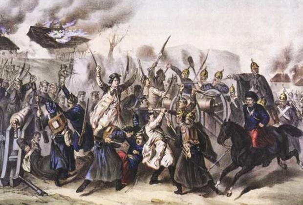 Польское восстание 1863-1864 годов