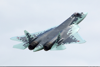 СМИ раскрыли название серийных истребителей пятого поколения Т-50