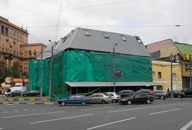 Городская усадьба В. Ф. Колесникова — Саргиных
