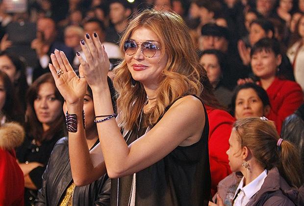 Гульнара Каримова на светском мероприятии