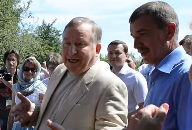 Александр Карлин и Евгений Якуба