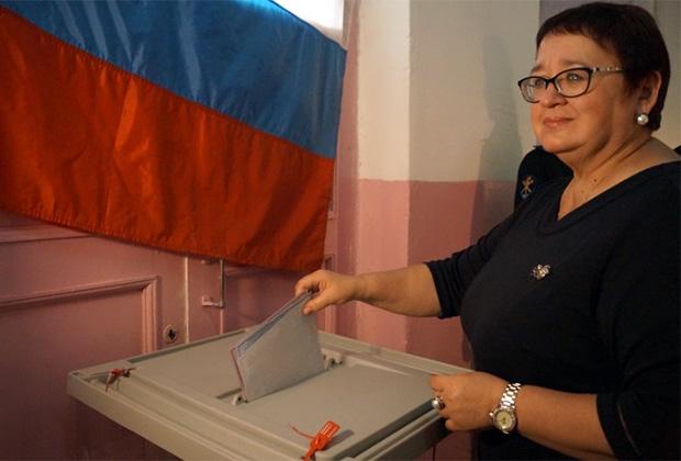 Лидия Громогласова