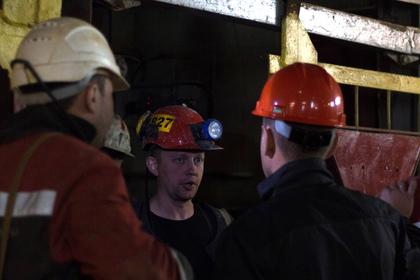 Система оповещения нашахте «Мир» вЯкутии вовремя предупредила шахтеров обопасности
