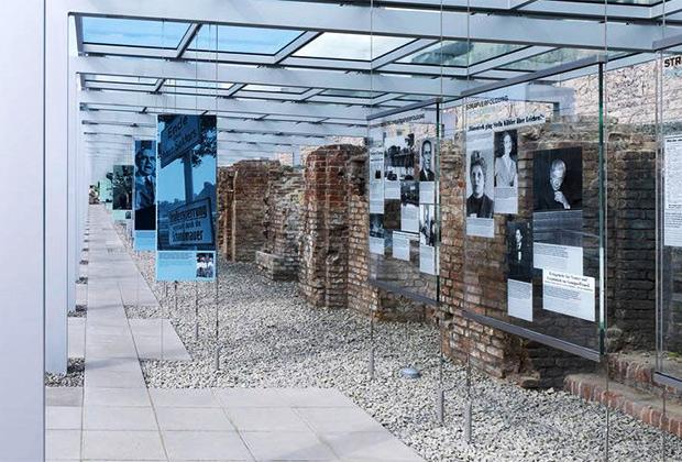 Выставочный центр «Топография террора»