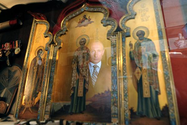 Близость Путина к РПЦ привлекает американских сторонников традиционных ценностей