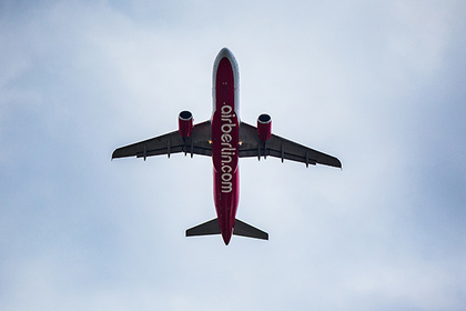 Air Berlin airport