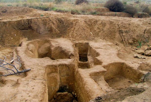 Усть-Альминский могильник