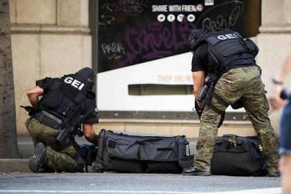 Ликвидированные вКамбрильсе террористы успели сбить нафургоне шесть человек