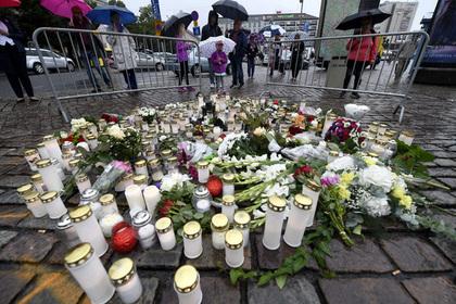 Новый пенсионер: По делу о теракте в финском Турку задержаны пять марокканцев