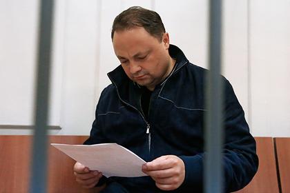 Сидящий в СИЗО мэр Владивостока попросил Путина о защите