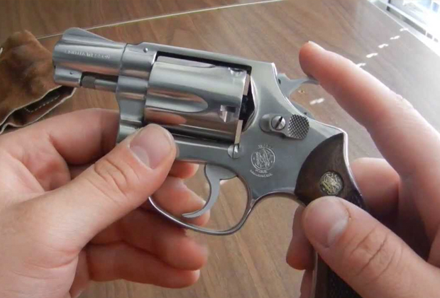 Smith&Wesson M60