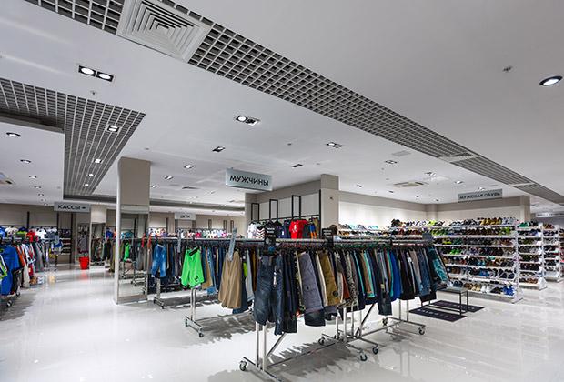 Отдельные вещи в магазинах Offprice представлены не во всех размерах, но каждый найдет много интересного для себя