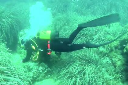 Обнаружен затонувший во время цунами древний город