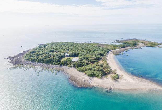 Остров Victor, Австралия