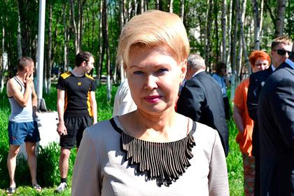 Лариса Титовец