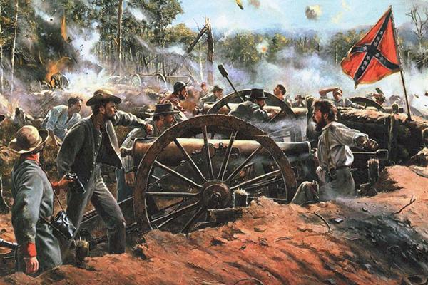 Картинки по запросу гражданская война сша фото