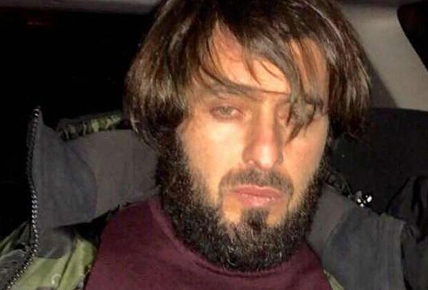 Тимур Махаури был взорван в автомобиле в центре Киева