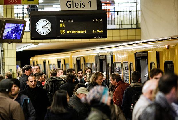 Немецкий общественный транспорт и транспортную сеть Берлина, в частности, ставят в пример другим странам и городам