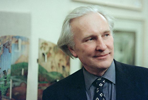 Эдуард Кочергин, 1995 г.