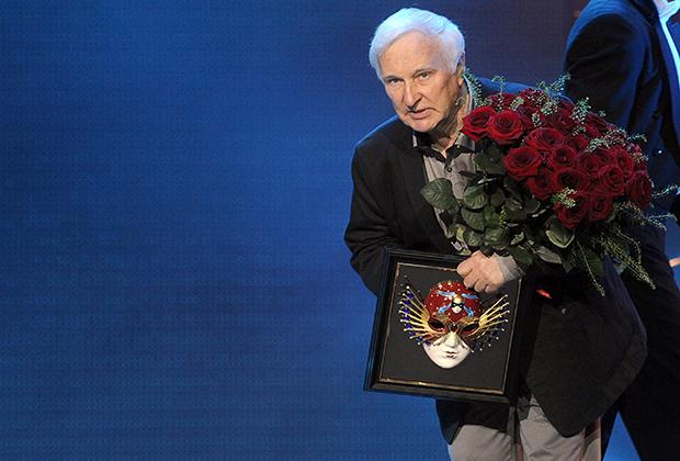Церемония вручения театральной премии «Золотая маска», 2012 г.