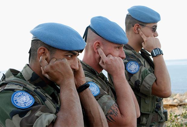 Развернулись дискуссии о том, с какой целью направлять контингент «голубых касок» в Донбасс