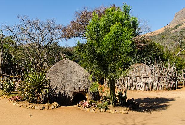 Лучший вариант ночлега в Свазиленде — различные эко-лоджи