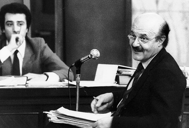 Президента банка «Амброзиано» Роберто Калви называли банкиром Господа