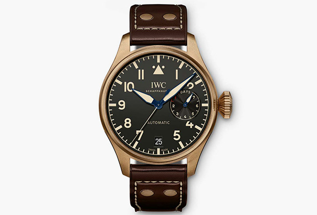 Часы Big Pilot's Watch Heritage в корпусе из бронзы