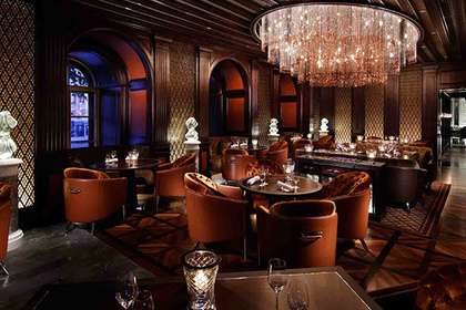 Критики сообщили , где находится лучший ресторан в РФ