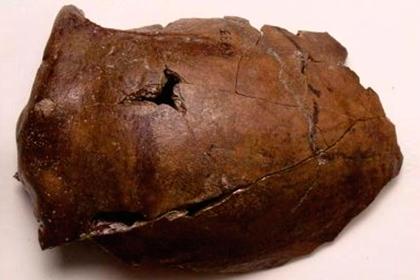 Найдена самая древняя жертва цунами