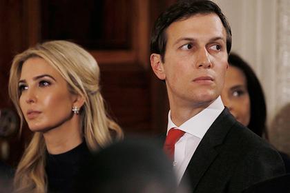 УИванки Трамп отыскали интимный плейлист для мужа