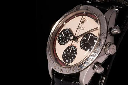 Самые дорогие вмире подержанные часы ушли смолотка