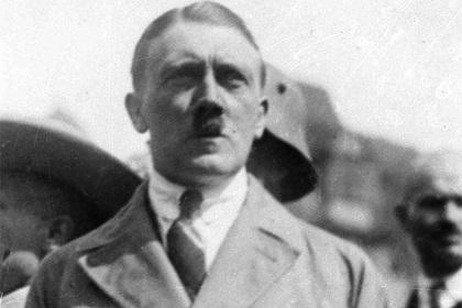 Ученый раскрыл доэтого никому неизвестный факт изжизни Адольфа Гитлера