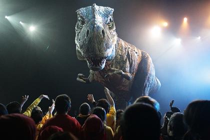 Лапки тираннозавра оказались «машинами для убийства»