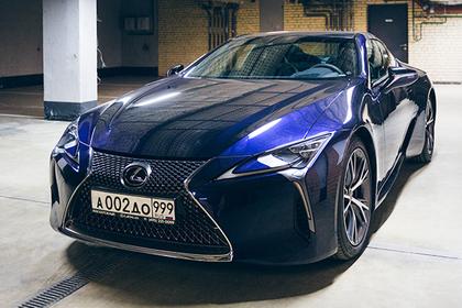 Автомобили Lexus снимут в экранизации Пелевина