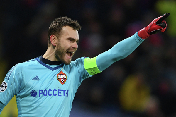 ЦСКА одержал первую победу вЮношеской лиге УЕФА