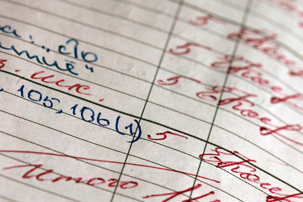 Российский школьник взломал электронный дневник и наставил себе пятерок