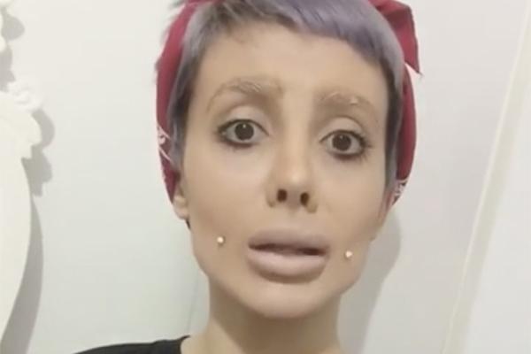 Sahar Tabar News >> «Иранская Джоли» раскрыла секрет своей пугающей внешности ...