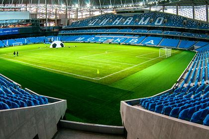 «ВТБ Арена парк» назвали самым умным стадионом года