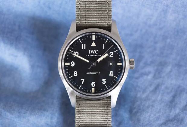 IWC Pilot's Watch Tribute To Mark XI