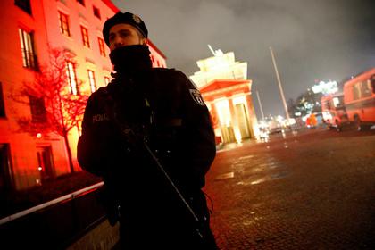 Полиция Берлина сообщила о случаях сексуальных домогательств в новогоднюю ночь