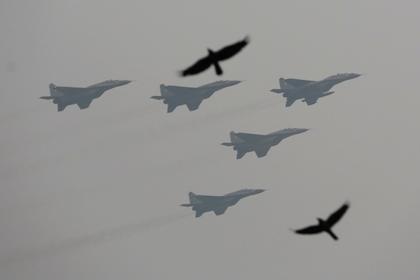 Самолеты ВВС Индии
