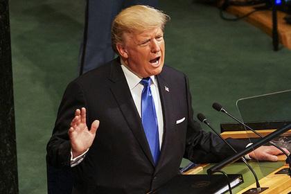 Трамп увязал вопрос помощи Палестине свозобновлением переговоров сИзраилем