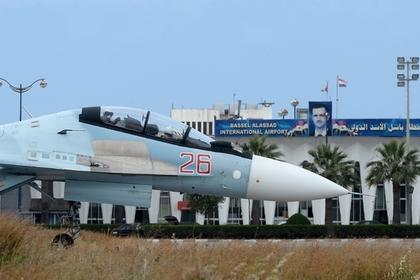 Минобороны РФ назвало фейком информацию об уничтожении семи самолетов в Сирии
