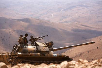 Боевики ИГ напали на одних боевиков и настрадались от других