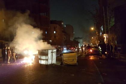 Госдеп пригрозил привлечь к ответственности причастных к насилию в Иране