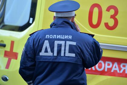 Один взрослый идвое детей погибли вДТП вПодмосковье