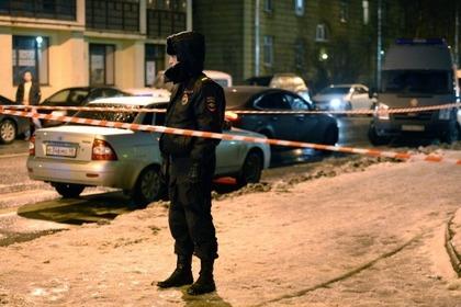 Два человека задержаны вПетербурге после массовой потасовки споножовщиной