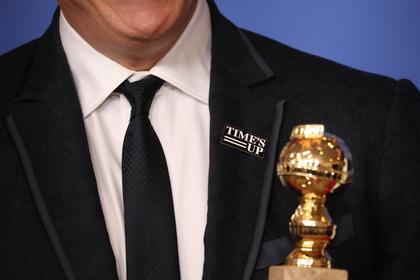 В Лос-Анджелесе раздали траурные «Золотые глобусы»