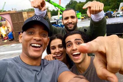Создатели «Аладдина» признались, что перекрашивали актёров в иную расу